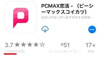 PCMAXの口コミ